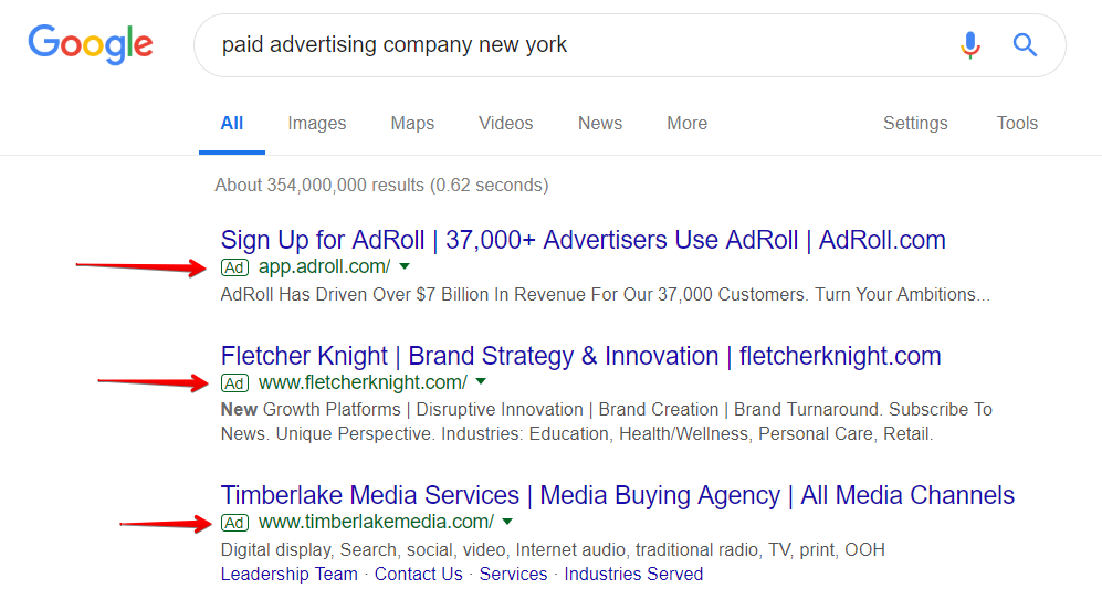 ppc campaigns overview - grow business with online marketing - fortis
