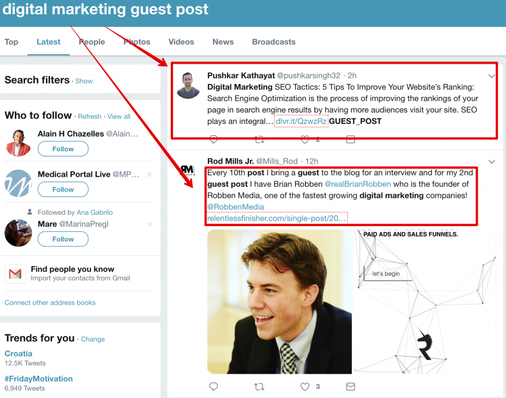How to Find Guest Blogging Opportunities