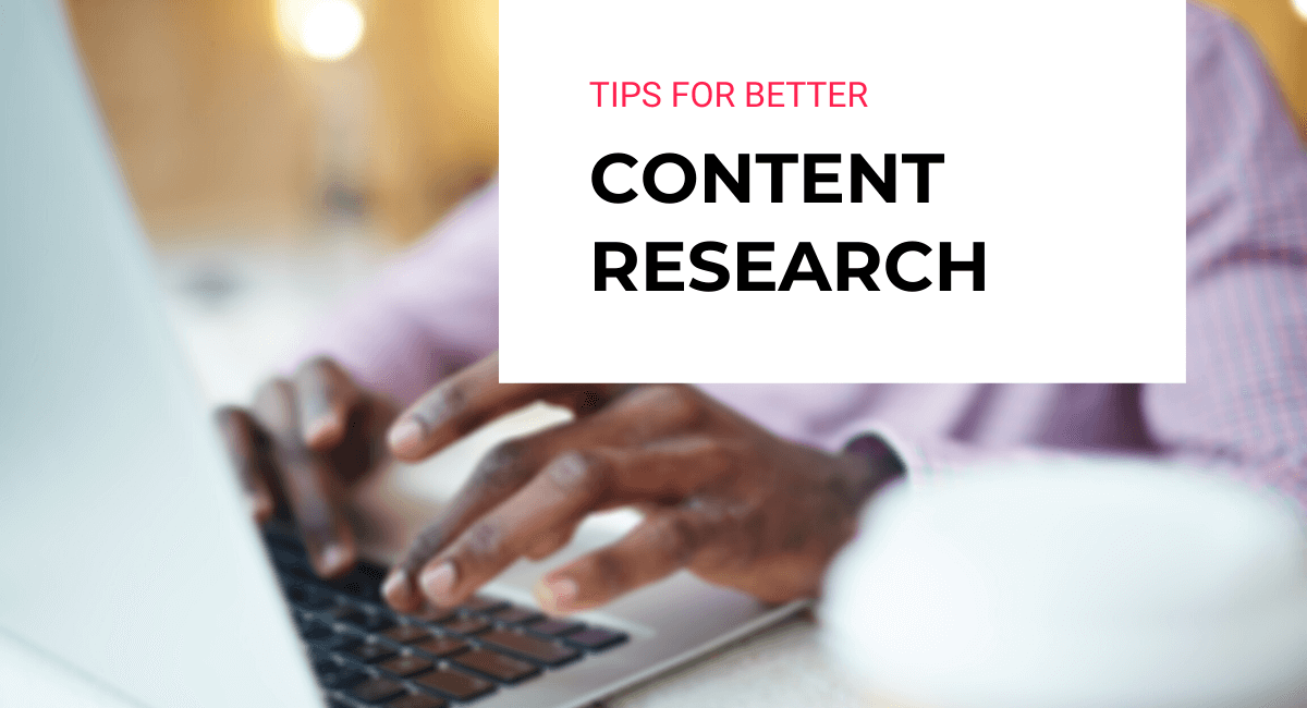 content research tips