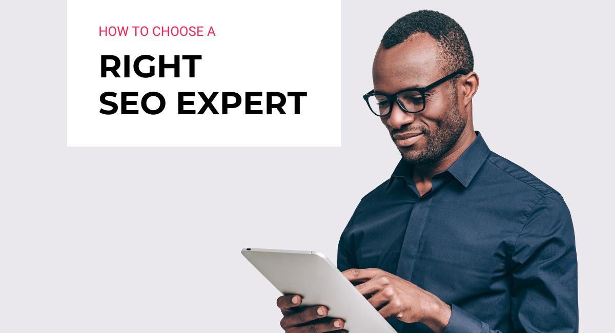 choose seo expert